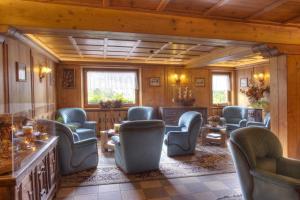 Lounge oder Bar in der Unterkunft Barisetti Sport Hotel