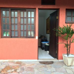 Uma varanda ou outra área externa em Sun House