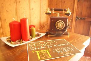Utensilios para hacer té y café en Casa Rural El Infante