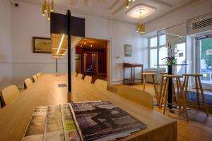 Loungen eller baren på Zleep Hotel Prindsen Roskilde