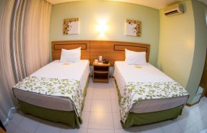 A room at Comfort Hotel Manaus