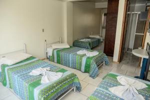 A room at Hotel Piacenza