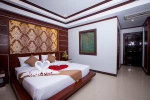 A room at Phi Phi Andaman Beach Resort-SHA Plus