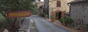 Facciata o entrata di Antico Borgo Montacuto