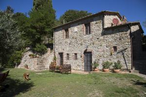 Patio o area all'aperto di Antico Borgo Montacuto