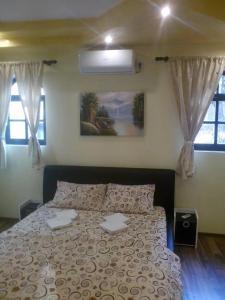 Кровать или кровати в номере Hostel Ruler