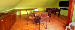 Restaurace v ubytování Klub Ifre