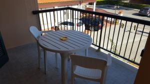 A porch or other outdoor area at Hotel Villa Etrusca