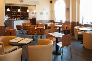 Restaurant ou autre lieu de restauration dans l'établissement Residence Vysta