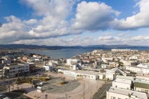 A bird's-eye view of Kuretake-INN HAMANAKO