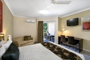 A room at Best Western Kimba Lodge