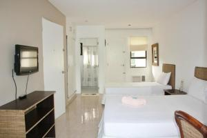 A room at Boracay White Coral Hotel