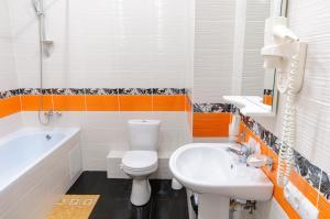 Ванная комната в Атрон-Отель