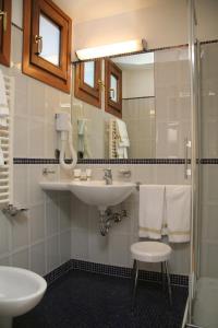 Salle de bains dans l'établissement Hotel Giudecca Venezia