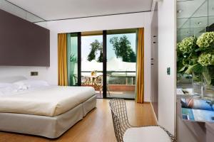 A room at UNAWAY Hotel Forte Dei Marmi