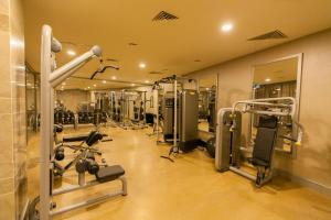 The fitness center and/or fitness facilities at Novotel Diyarbakir