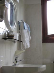 Кухня или мини-кухня в Albergo La Genzianella