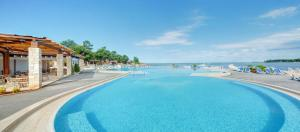The swimming pool at or close to Apartments Sol Stella for Plava Laguna
