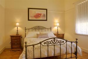 A room at Holistic Haven