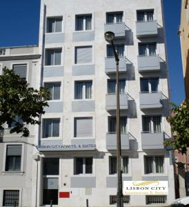 The facade or entrance of Lisbon City Apartments & Suites by City Hotels