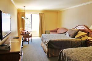 A room at Columbus Inn