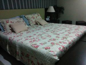 A bed or beds in a room at Betel Beach Class Internacional