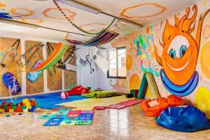 De kidsclub van SBH Club Paraiso Playa