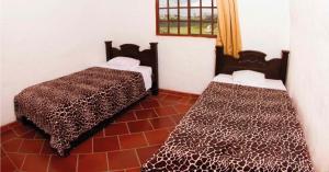 Una habitación en Hacienda Sanmiguel de la Prada