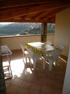 Balkon lub taras w obiekcie Sardamare Casa Vacanze