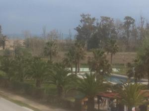 Vista de la piscina de Hotel Mediterrani Blau o alrededores