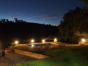 The swimming pool at or near Alegre Monotonia