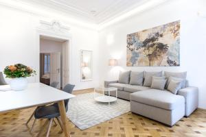 Lounge oder Bar in der Unterkunft HeyMi Apartments in City Center