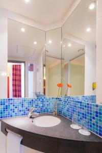 Kúpeľňa v ubytovaní Exe City Park Hotel