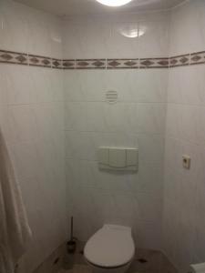 Ein Badezimmer in der Unterkunft Ferienwohnung Mey