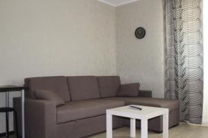 Гостиная зона в Apartment on Krahmaleva 49