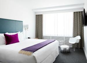 A room at The Burrard