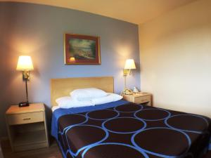 A room at Super 8 by Wyndham Canandaigua