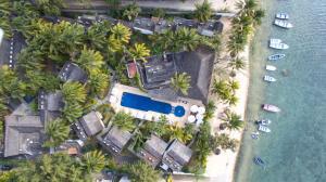 Vue panoramique sur l'établissement Cocotiers Hotel – Mauritius