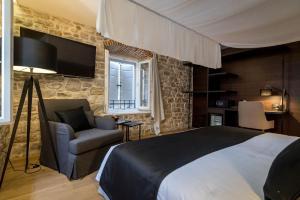 A room at Murum Heritage Hotel