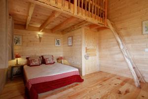 A room at Les Cabanes des Benauges