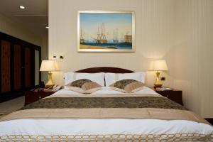 A room at Royal Tulip Almaty Hotel