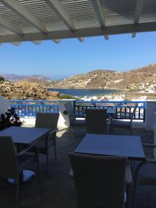Εστιατόριο ή άλλο μέρος για φαγητό στο Rita's Place Hotel
