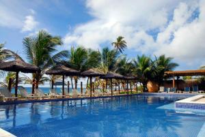 The swimming pool at or close to Villa da Praia Hotel