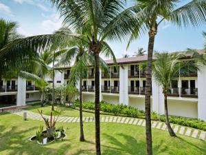 Aed väljaspool majutusasutust Hotel Ibis Samui Bophut - SHA Plus