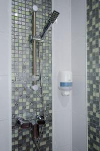 Ванная комната в Отель Елена