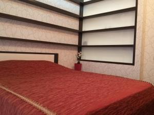 Кровать или кровати в номере Apartment Park Gorkogo
