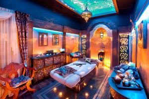 Hol lub bar w obiekcie Hotel Royal Baltic 4* Luxury Boutique