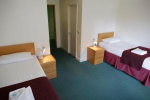 A room at Beit Hall