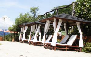 Патио или другая зона на открытом воздухе в Eco Boutique Hotel Vista Las Islas Reserva Natural