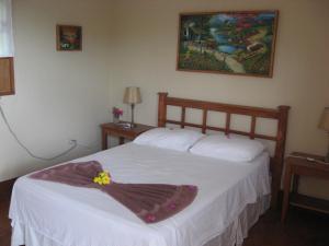 A room at Hotel La Omaja